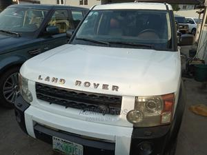 Land Rover LR3 2004 White | Cars for sale in Lagos State, Ikeja