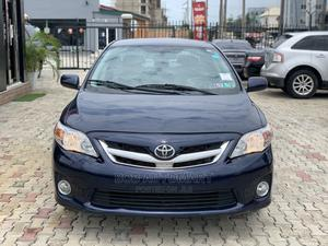 Toyota Corolla 2013 Blue | Cars for sale in Lagos State, Lekki