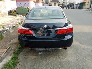 Honda Accord 2013 Blue | Cars for sale in Lagos State, Ikeja