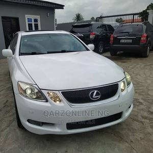 Lexus GS 2008 350 White   Cars for sale in Lagos State, Ogba