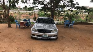 Mercedes-Benz C300 2008 Silver   Cars for sale in Abuja (FCT) State, Katampe
