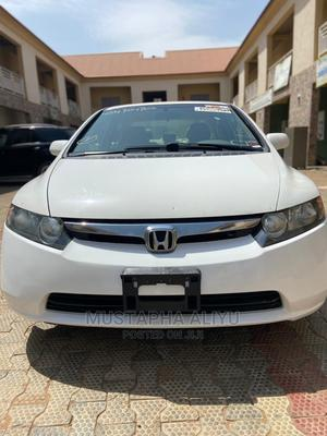 Honda Civic 2007 2.0 Si Sedan White | Cars for sale in Abuja (FCT) State, Gwarinpa