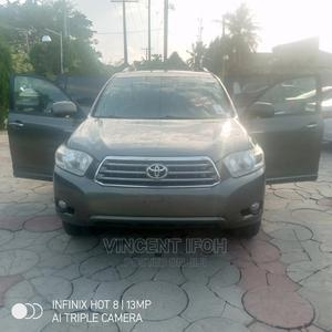 Toyota Highlander 2008 Limited Gray | Cars for sale in Lagos State, Amuwo-Odofin
