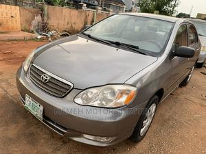 Toyota Corolla 2004 Gray | Cars for sale in Delta State, Oshimili South