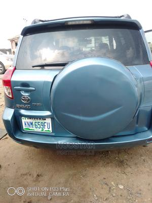 Toyota RAV4 2006 Blue   Cars for sale in Rivers State, Port-Harcourt