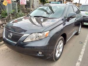 Lexus RX 2012 350 AWD Gray   Cars for sale in Lagos State, Ogba