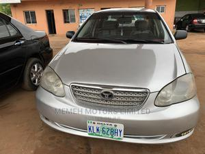 Toyota Corolla 2003 Silver | Cars for sale in Delta State, Oshimili South
