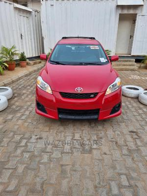 Toyota Matrix 2009 Red   Cars for sale in Abuja (FCT) State, Central Business Dis