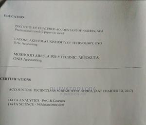 Sales Telemarketing CV   Sales & Telemarketing CVs for sale in Lagos State, Ifako-Ijaiye
