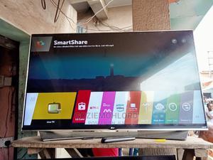 "New Arrival LG 55"" Ultra Slim Smart 4K TV | TV & DVD Equipment for sale in Lagos State, Ojo"