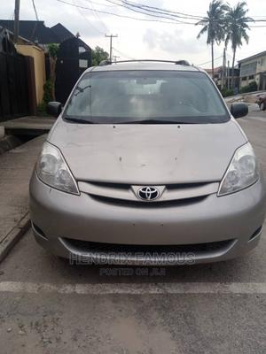Toyota Sienna 2006 LE AWD Gray | Cars for sale in Lagos State, Ogba