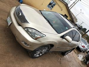 Lexus RX 2007 350 Gold | Cars for sale in Edo State, Benin City
