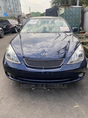 Lexus ES 2006 350 Blue | Cars for sale in Lagos State, Ikeja