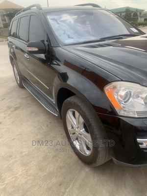 Mercedes-Benz GL Class 2007 GL 450 Black   Cars for sale in Lagos State, Ikotun/Igando