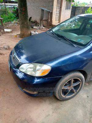 Toyota Corolla 2006 LE Blue   Cars for sale in Edo State, Benin City