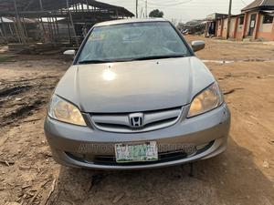 Honda Civic 2004 1.4i Sport Automatic Gold   Cars for sale in Lagos State, Ikorodu