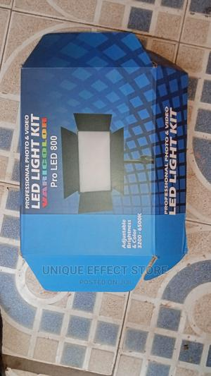 800 LED Professional Video Light Kits   Accessories & Supplies for Electronics for sale in Oyo State, Ibadan