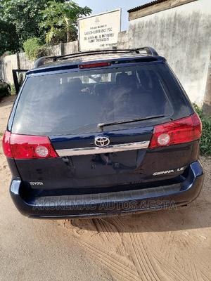 Toyota Sienna 2008 LE AWD Blue   Cars for sale in Lagos State, Ikeja