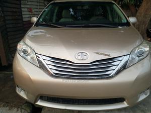 Toyota Sienna 2011 Limited 7 Passenger Gold | Cars for sale in Lagos State, Ikeja