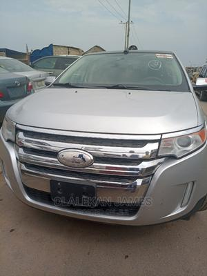 Ford Edge 2011 SE 4dr FWD (3.5L 6cyl 6A) Silver   Cars for sale in Lagos State, Alimosho