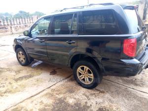 Honda Pilot 2003 LX 4x4 (3.5L 6cyl 5A) Black | Cars for sale in Osun State, Ilesa