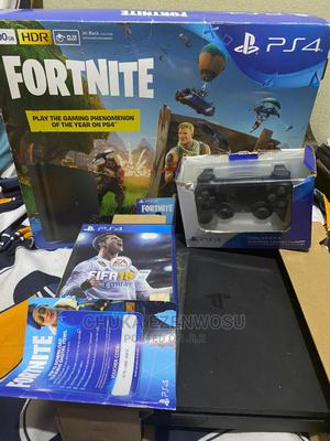 Playstation 4 Fortnite Edition | Video Game Consoles for sale in Lagos State, Shomolu