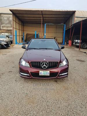 Mercedes-Benz C300 2008 Red | Cars for sale in Abuja (FCT) State, Garki 2