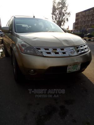 Nissan Murano 2004 Gold | Cars for sale in Lagos State, Ikeja