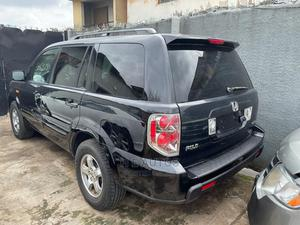 Honda Pilot 2007 Black   Cars for sale in Lagos State, Ogba