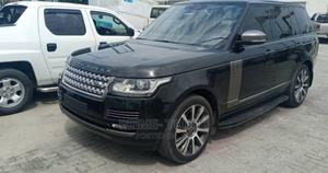 Land Rover Range Rover Vogue 2013 Black | Cars for sale in Lagos State, Surulere