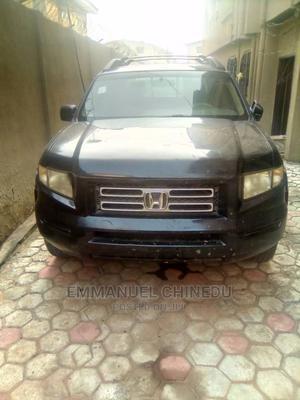 Honda Ridgeline 2006 RTS Black   Cars for sale in Imo State, Owerri