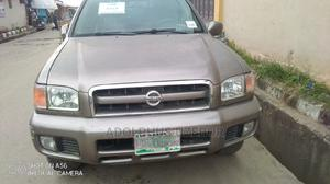 Nissan Pathfinder 2002 LE AWD SUV (3.5L 6cyl 4A) Brown | Cars for sale in Lagos State, Gbagada