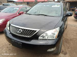 Lexus RX 2009 Black | Cars for sale in Lagos State, Isolo
