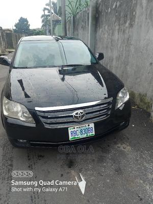 Toyota Avalon 2007 Limited Black | Cars for sale in Rivers State, Port-Harcourt