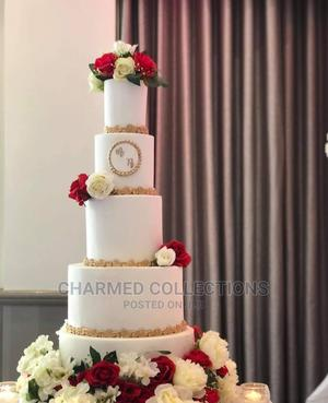 Wedding Cake Tier   Party, Catering & Event Services for sale in Lagos State, Agboyi/Ketu