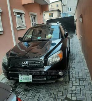 Toyota RAV4 2007 Limited V6 4x4 Black | Cars for sale in Lagos State, Ogudu