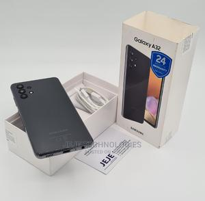 Samsung Galaxy A32 128 GB Black   Mobile Phones for sale in Lagos State, Ikeja