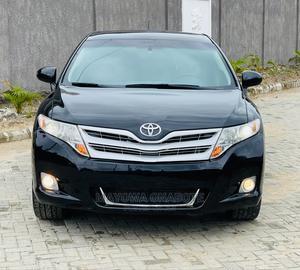 Toyota Venza 2010 V6 Black | Cars for sale in Lagos State, Victoria Island