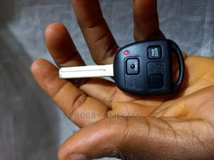 Lexus Key With Remote and Sensor(Es and Rx)   Vehicle Parts & Accessories for sale in Anambra State, Onitsha