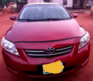 Toyota Corolla 2010 Red | Cars for sale in Kogi State, Ankpa