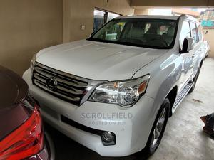 Lexus GX 2013 White   Cars for sale in Lagos State, Surulere