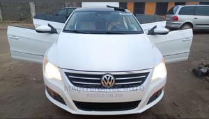 Volkswagen Passat 2011 2.0 PZEV Sedan White   Cars for sale in Lagos State, Surulere