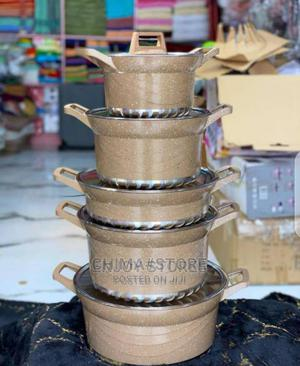 Quality Set Mabel Non-Stick Pot | Kitchen & Dining for sale in Lagos State, Lagos Island (Eko)