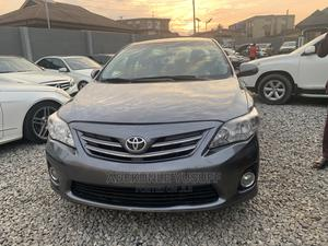 Toyota Corolla 2010 Gray   Cars for sale in Lagos State, Ogba
