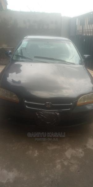 Honda Accord 1998 Green | Cars for sale in Lagos State, Mushin