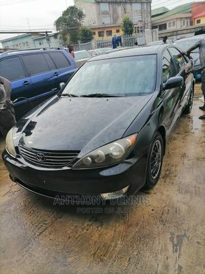 Toyota Camry 2005 Black | Cars for sale in Lagos State, Ilupeju
