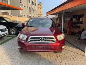 Toyota Highlander 2008 Limited Red | Cars for sale in Lagos State, Ikeja