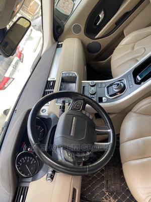 Land Rover Range Rover Evoque 2013 Pure Plus AWD Black | Cars for sale in Lagos State, Ogba