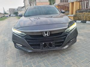 Honda Accord 2018 Sport 2.0T Gray | Cars for sale in Lagos State, Lekki