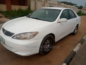 Toyota Camry 2003 White | Cars for sale in Abuja (FCT) State, Nyanya